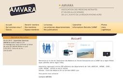 Amvara Région Rhône Alpes