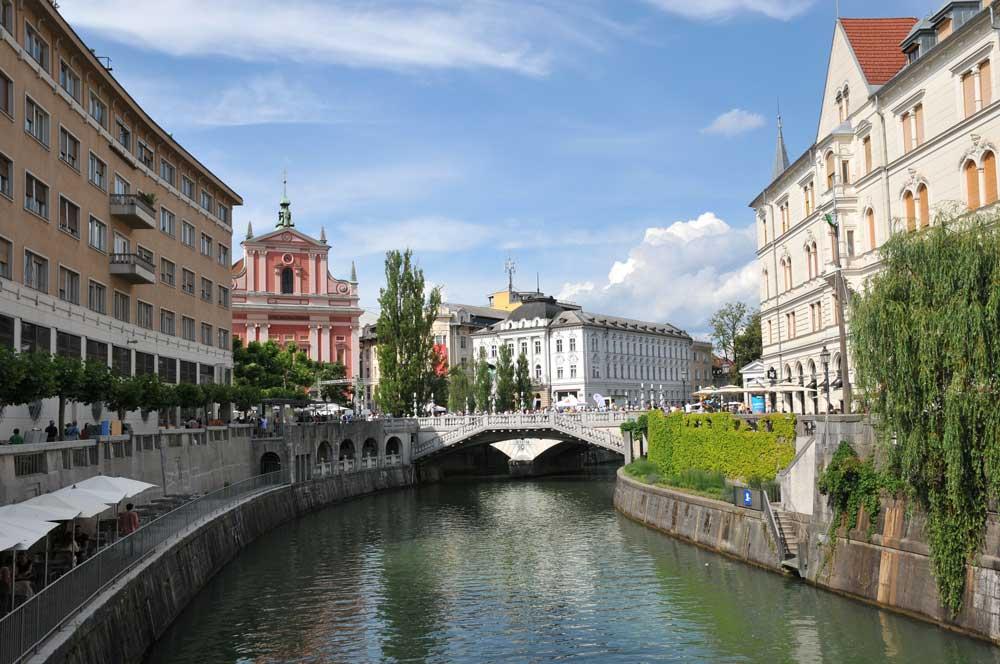 Connaissez-vous Ljubljana ?