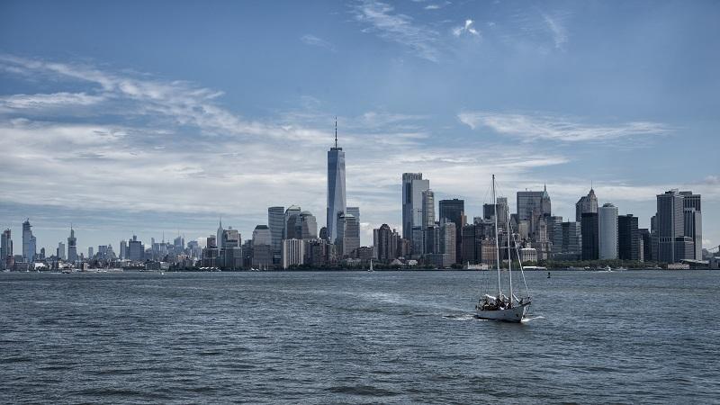 New York juin 2018 avec l'AMRV9