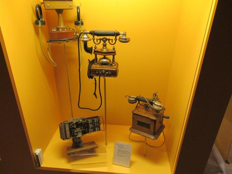 Visite du musée des transmissions - Jeudi 14 mars 2019