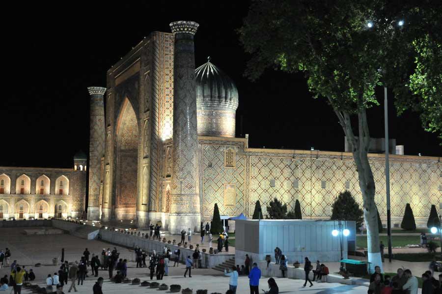 Ouzbekistan suite
